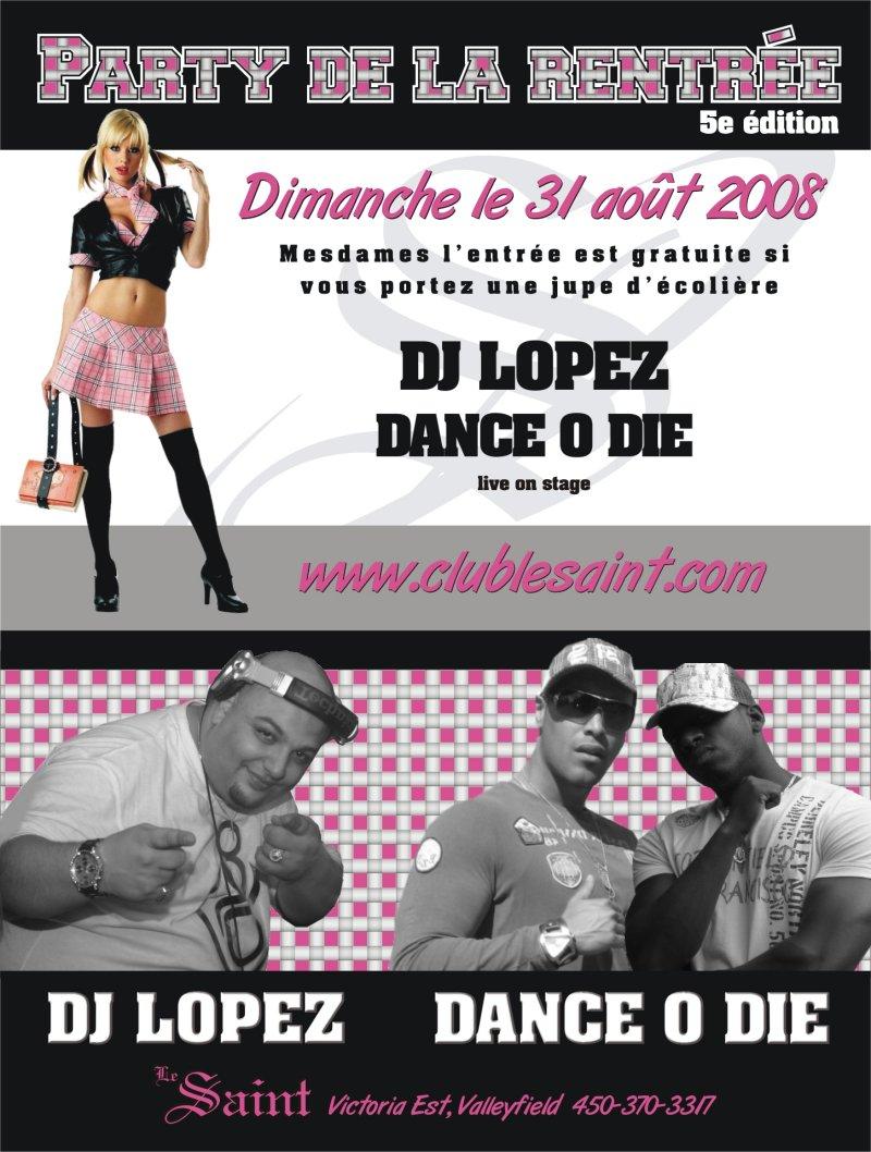 Dance OOOOOOO Die live!